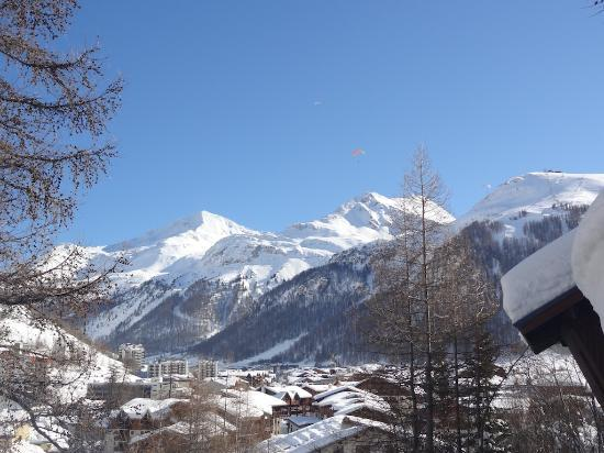 Hotel La Gelinotte : The View