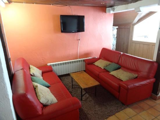 Hotel La Gelinotte : Lounge area