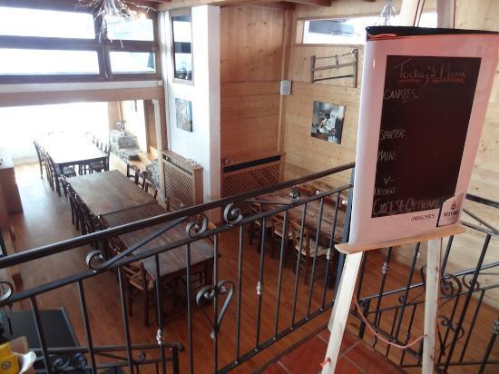 Hotel La Gelinotte : Dining Area