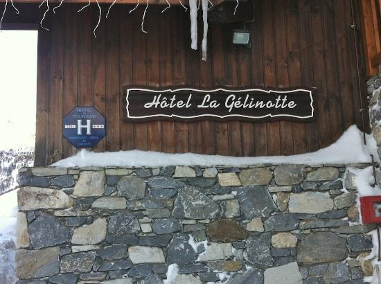 Hotel La Gelinotte : You've reached the right place!