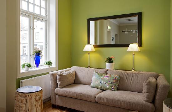 Reykjavik Residence Hotel: Reception area
