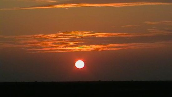 Sunset in the Desert of Kutch, Great Rann of Kutch, Kutch Tours