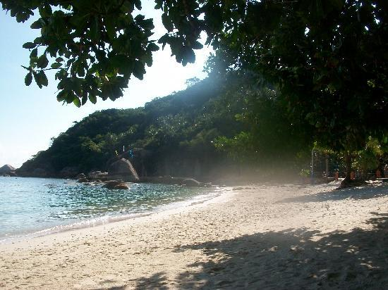 Thong Takhian Beach (Silver Beach) : Morning on Silver Beach