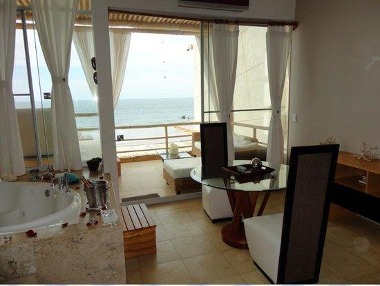 """DCO Suites, Lounge & Spa : Habitación """"Master"""""""