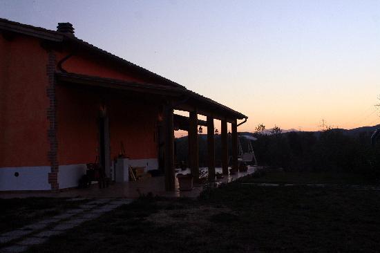 Agriturismo Il Giglio di S. Antonio: Farmhouse