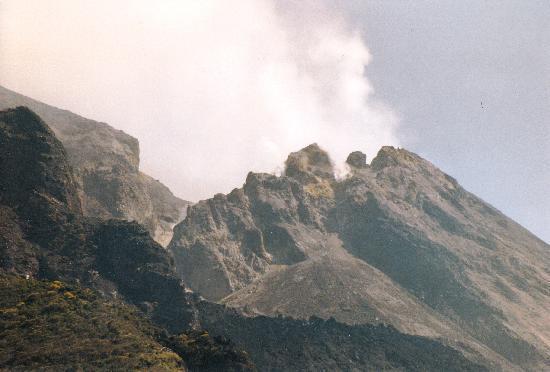 Villaggio Residence Il Poggio di Tropea: der aktive Stromboli