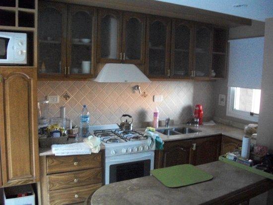 LOS AROMOS: Habitacion