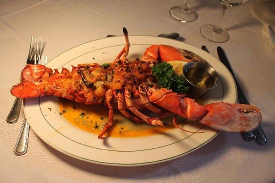 Meson Iberia Restaurant: Stuffed Lobster