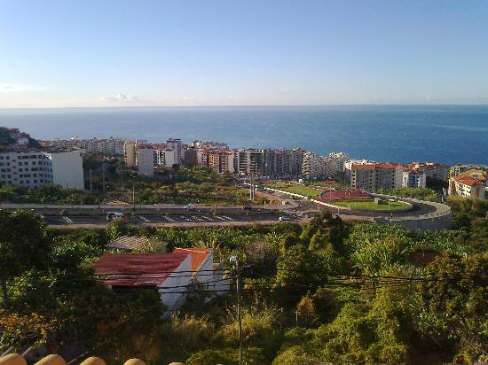 Vila Marta: View from Balcony