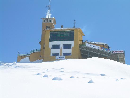 Tana Della Volpe: Vista dalla pista Olimpica