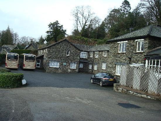 The Windermere Hotel: Annexe ajoining Windermere Hotel