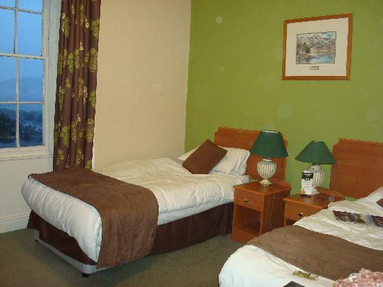 The Windermere Hotel: Room 208