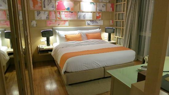 Amari Residences Bangkok: 臥室