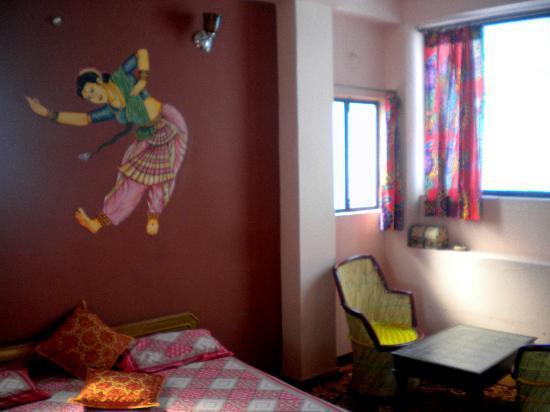 Hare Krishna Guest House : camera tipo