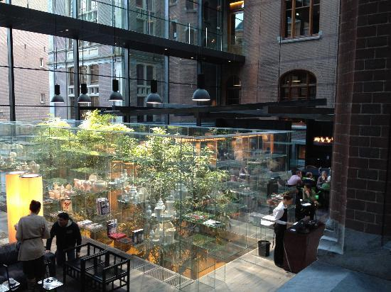 Conservatorium Hotel: Brasserie