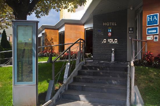 Hotel La Perla: hotel
