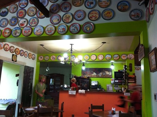 Restaurante Virada's do Largo: pratos da boa lembrança.