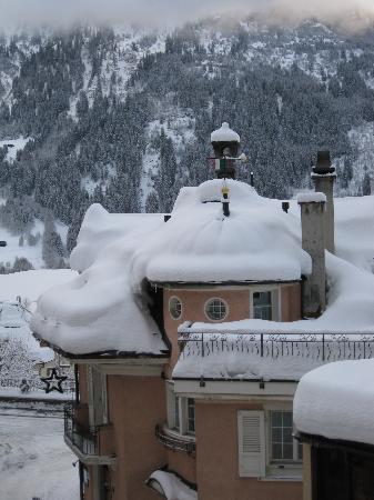 Photo of Hotel Alpsu Disentis
