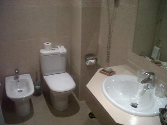 Petit Hotel: wc