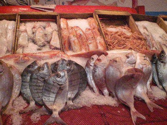 Caribbean Village Agador : fish market