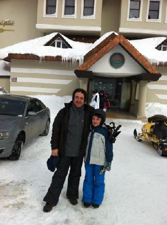 Agaoglu My Mountain Hotel: Entrance