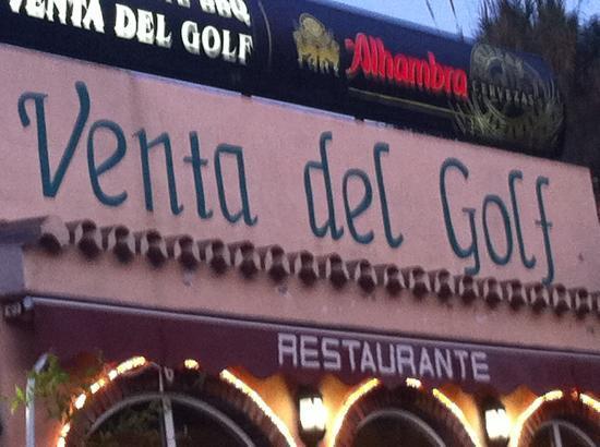 Venta Del Golf, Riviera near Pizzeria and supermarket