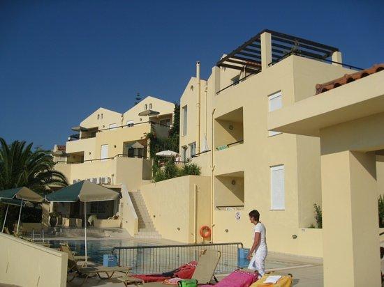 Photo of Hotel Golden Sun Hrissi Akti Crete