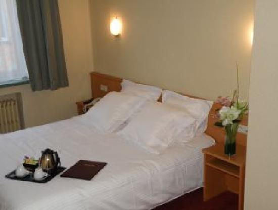 Albion Hotel: Classic Twin room