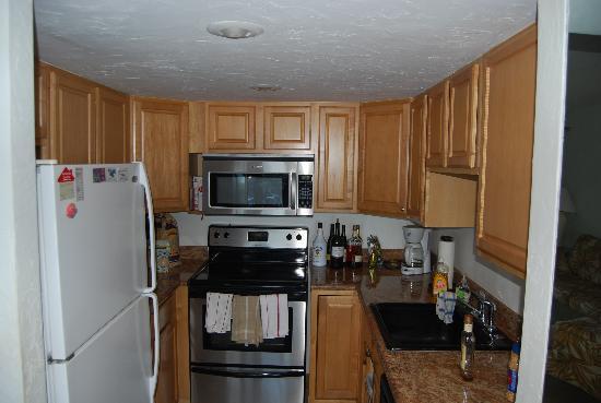 Nohonani Condos: Kitchen #100