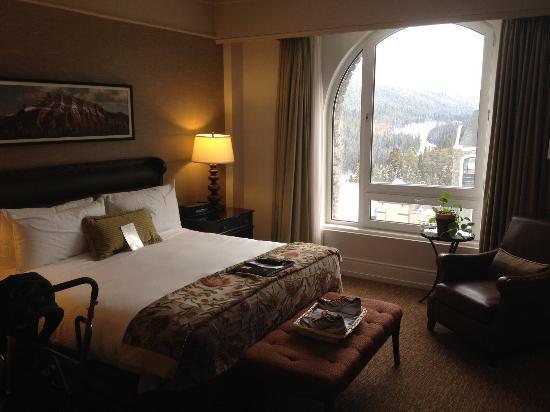 Bedroom Gold Floor Suite Picture Of Fairmont Banff Springs