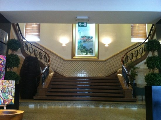 Hotel Continental: muito bom