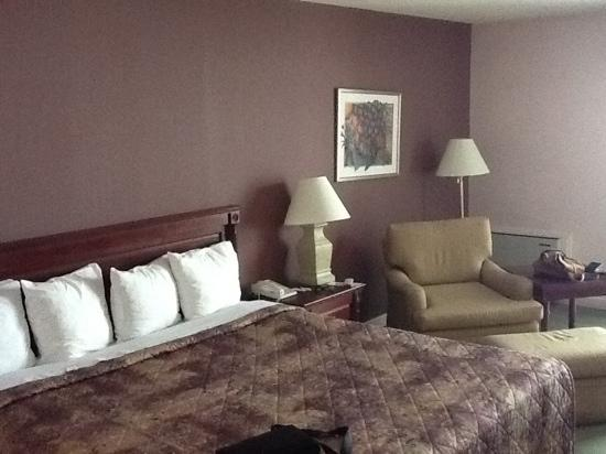 Temiskaming Shores, Canada: room