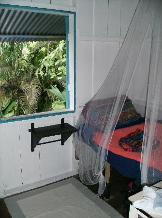 Hidden Jungle Beach House: My room for one!