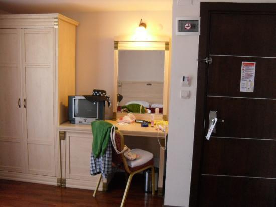 Dabaklar Hotel: room