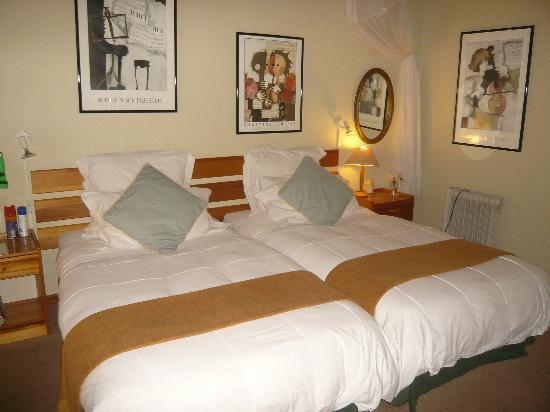 Brackenhill Lodge : Zimmer