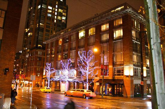 Best Hotels In Vancouver Downtown