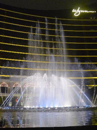 Performance Lake at Wynn Palace: Performing Lake at the Wynn(2)