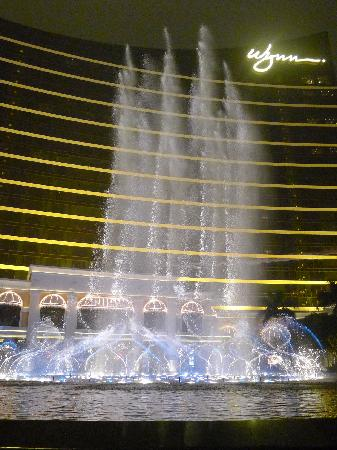 Performance Lake at Wynn Palace: Performing Lake at the Wynn(5)