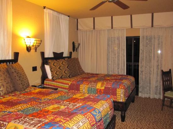 2nd Bedroom Picture Of Disney 39 S Animal Kingdom Villas Kidani Village Orlando Tripadvisor