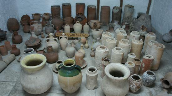 Paphos Ethnographic Museum: Pottery