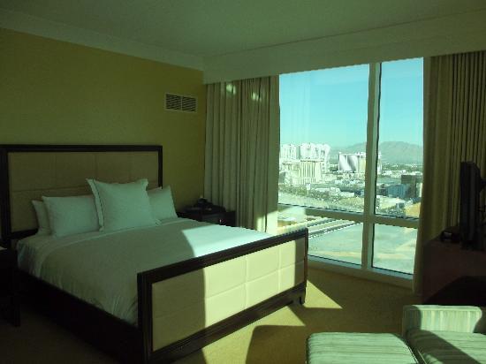 Bedroom Picture Of Trump International Hotel Las Vegas Las Vegas Tripadvisor