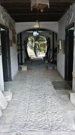 Paphos Ethnographic Museum: Courtyard