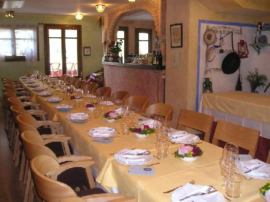 Ruta del Mulhacen: Salon para celebraciones
