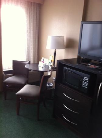 La Quinta Inn & Suites Seattle Downtown: room
