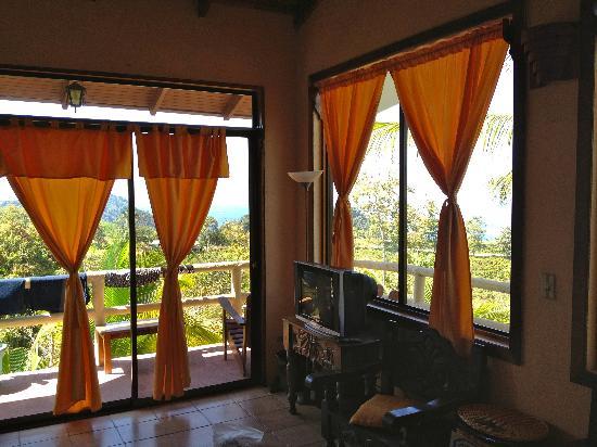 Hotel La Colina: Ocean view room 11
