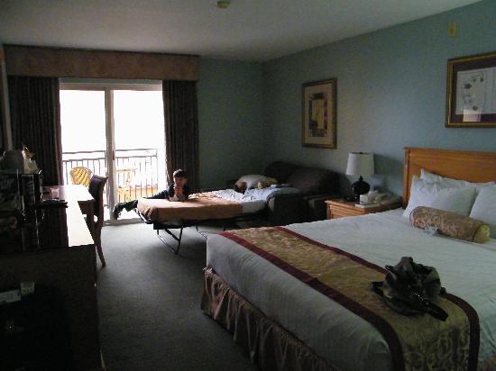 Ocean Park Inn: Room 215