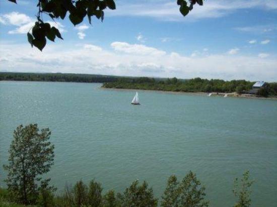South Glenmore Park: Glenmore Sailing 2