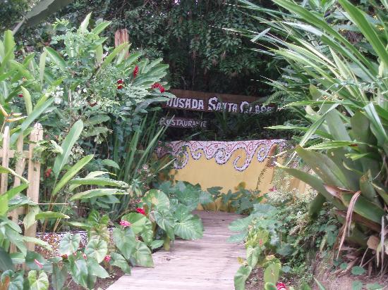 Pousada Santa Clara: La entrada al Paraíso