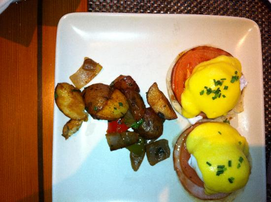 Four Seasons Hotel Silicon Valley at East Palo Alto: Brreakfast! Yummy!