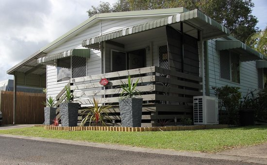 Maroochydore, Australia: Our lovely cottage in paradise